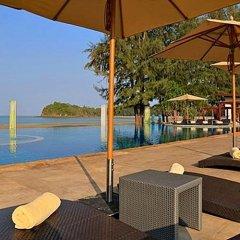 Отель Twin Lotus Resort and Spa - Adults Only Ланта бассейн фото 8