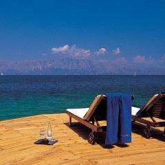 Отель Ionian Blue Garden Suites Греция, Корфу - отзывы, цены и фото номеров - забронировать отель Ionian Blue Garden Suites онлайн приотельная территория фото 2