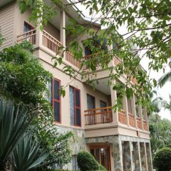 Отель Nanshan Leisure Villas вид на фасад фото 2