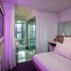 Отель Yotel New York at Times Square 3* Номер Делюкс с различными типами кроватей