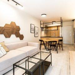 Апартаменты Super-Apartamenty Exclusive комната для гостей фото 6