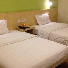 Отель 7 Days Inn (Guangzhou Huanghuagang Metro Station) комната для гостей фото 16