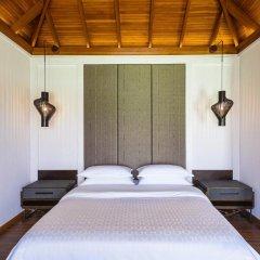 Отель Sheraton Maldives Full Moon Resort & Spa 5* Бунгало Water с различными типами кроватей