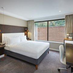 DoubleTree by Hilton Hotel London - Hyde Park комната для гостей фото 10