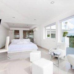 Отель Luxury 5 star beach villa 8 beds комната для гостей фото 3