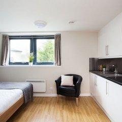 Отель Unite Students - Lady Nicolson Court, Edinburgh Эдинбург комната для гостей фото 2