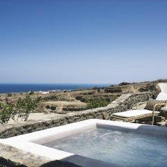 Отель Santo Maris Oia, Luxury Suites & Spa 5* Полулюкс с различными типами кроватей фото 14