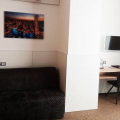 Отель Urban 2* Стандартный номер фото 14