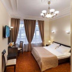Мини-отель Соната на Невском 5 Улучшенный номер разные типы кроватей фото 4
