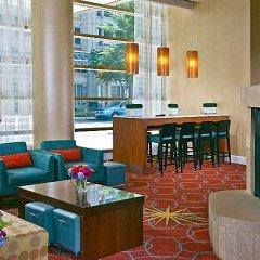 Отель Residence Inn Washinton, Dc/Capitol Вашингтон интерьер отеля фото 2