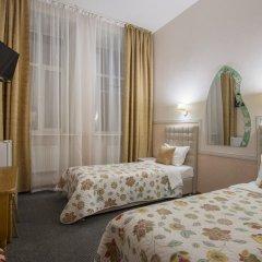 Мини-Отель Искра Стандартный номер разные типы кроватей фото 3