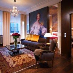 Hotel Vier Jahreszeiten Kempinski München 5* Улучшенный люкс с различными типами кроватей фото 2