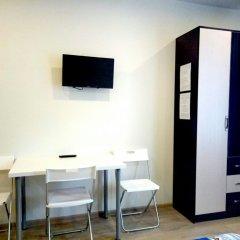 Гостиница Аксинья Улучшенная студия с различными типами кроватей фото 6