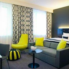 Отель Vienna House Andel´s Berlin 4* Номер Делюкс фото 4