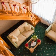 Гостиница Алмаз Стандартный номер с двуспальной кроватью