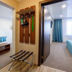 Гостиница Аврора 3* Стандартный номер с двумя спальнями с различными типами кроватей фото 7