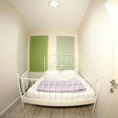 Vegan Bella Vista Hostel Номер Эконом разные типы кроватей