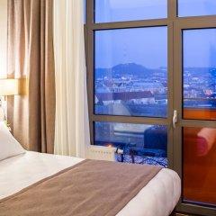 Гостиница Taurus City Львов комната для гостей фото 10
