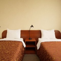 Азимут Отель Астрахань 3* Стандартный номер с 2 отдельными кроватями