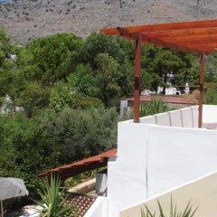 Apostolis Hotel Apartments балкон фото 2