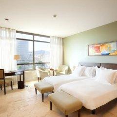 Gran Hotel Torre Catalunya 4* Стандартный номер с 2 отдельными кроватями
