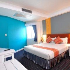 VC Hotel комната для гостей фото 4