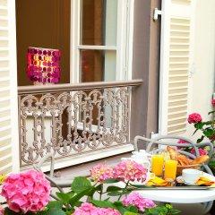 Отель Le Hameau de Passy Франция, Париж - отзывы, цены и фото номеров - забронировать отель Le Hameau de Passy онлайн питание фото 2