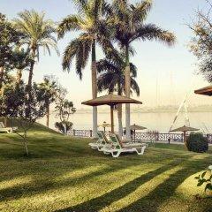 Отель Mercure Luxor Karnak пляж фото 2