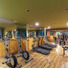 Отель Exelsior Beach Aparthotel фитнесс-зал