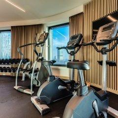 Отель Holiday Inn Warsaw City Centre фитнесс-зал