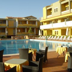 Отель Club Malaspina Ористано бассейн фото 3