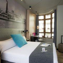 Отель Casual Vintage Valencia 2* Номер Casual Stars с различными типами кроватей фото 7