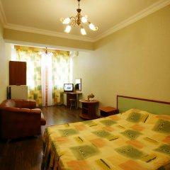 Гостиница Фламинго комната для гостей фото 4