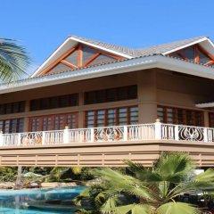 Отель Nanshan Leisure Villas вид на фасад