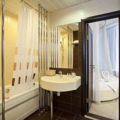 Гостиница Инсайд-Транзит 2* Люкс с двуспальной кроватью фото 3