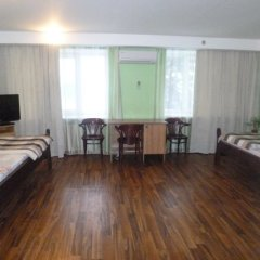 Гостиница Аэро комната для гостей фото 5