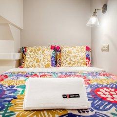 Гостиница ApartVille Стандартный номер с различными типами кроватей фото 6