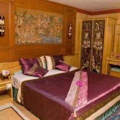 Отель Tacoma Garden Airport Lodge Бангкок комната для гостей