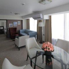 Гостиничный Комплекс Жемчужина 4* Бизнес люкс с различными типами кроватей фото 3