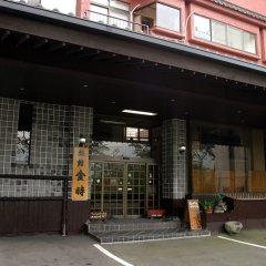 Отель Aso Uchinomaki Onsen Kintoki Минамиогуни парковка