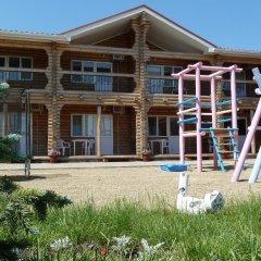 Гостиница Ecodom Belie Rosy в Анапе