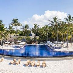 Отель Conrad Maldives Rangali Island пляж фото 2