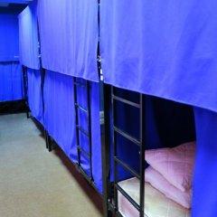 Moscow Hostel Travel Inn Кровать в общем номере с двухъярусной кроватью фото 9