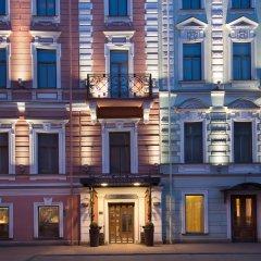 Рэдиссон Отель Соня Петербург (Radisson Sonya) вид на фасад фото 2