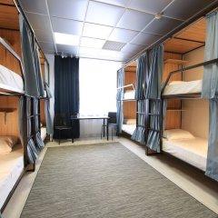 Хостел Артист на Казанском Кровать в общем номере с двухъярусной кроватью фото 4