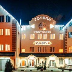 Гостиница Globus Hotel Украина, Тернополь - отзывы, цены и фото номеров - забронировать гостиницу Globus Hotel онлайн вид на фасад фото 2