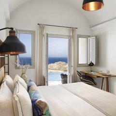 Отель Santo Maris Oia, Luxury Suites & Spa 5* Люкс с различными типами кроватей