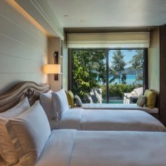 Отель Rosewood Phuket 5* Номер Делюкс с различными типами кроватей