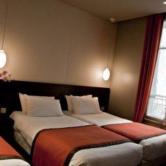 Отель B Paris Boulogne Булонь-Бийанкур комната для гостей