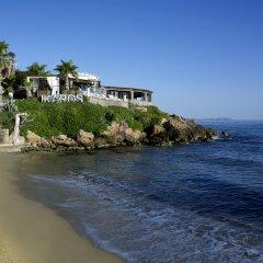 Отель Ikaros Beach Resort & Spa пляж фото 3